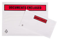 Tenzalopes packing list envelopes & documents enclosed wallets